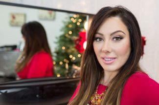 christmas beauty tips