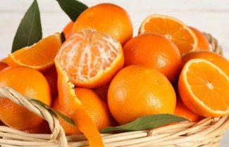 orange for better memory