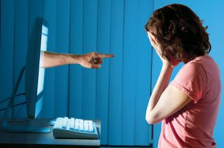 social cyber crime victim youngsters