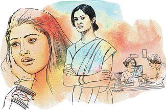 hindi story mai jalti hoon tumse