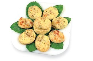 food and recipe in hindi healthy breakfast baked spicy potato