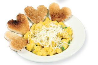 food and recipe in hindi healthy breakfast corn meshed potato