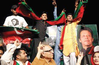 politics new era starts with imran in pakistan