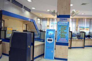 fine by banks on balance less than minimum limit