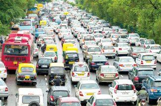 traffice-jam-in-festive-season
