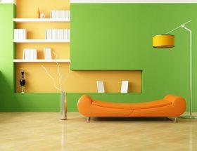 दीवारों में भरें अपने सपनों के रंग