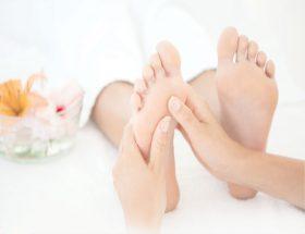 बारिश में पैरों की देखभाल