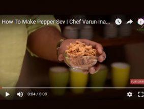 How To Make Pepper Sev