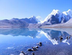सिक्किम का ताज: गुरुडोंगमार झील