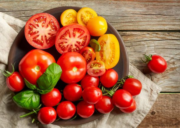 tomatoes for blood pressure patients