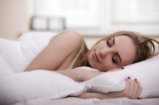 health benefits of sleeping from left side