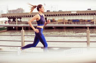 high and low intensity exercise