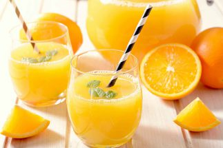 drinks helpful in uric acid