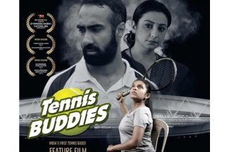TENNIS BUDDIES MOVIE REVIEW
