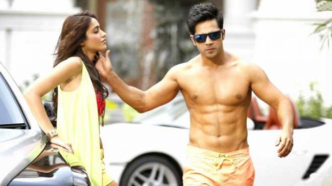 fitness secret of varun dhawan