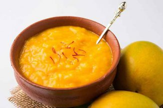 Mango-And-Wheat-Flour-Face-Pack-For-Glowing-Skin