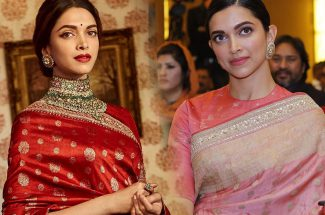 deepika-in-silk-saree