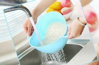 rice-washing